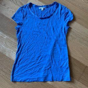 Banana republic blue T-shirt XL